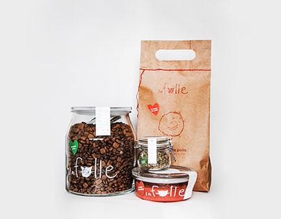 La folle - Bulk cat food packaging
