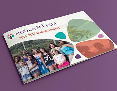 Hoōla Nā Pua Impact Report 2016-2017