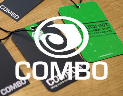Combo + ComboBELLA - Rebrand
