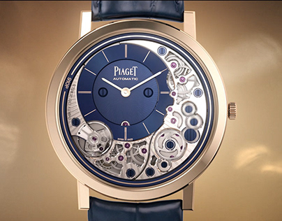 Piaget Altiplano 910p Only watch - 2019