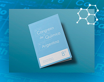 ARGENTINA'S CHEMISTRY CONGRESS / Dropdown of event 2016