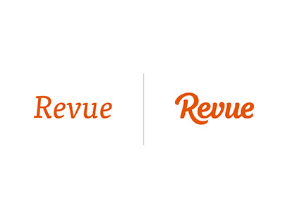 Revue - An insight into my Process