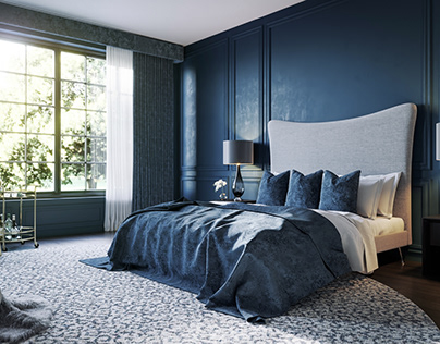 Bedroom Glamour