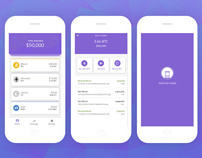 Tap to pay with Crypto