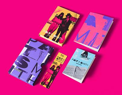 Patti Smith - Just Kids - book cover