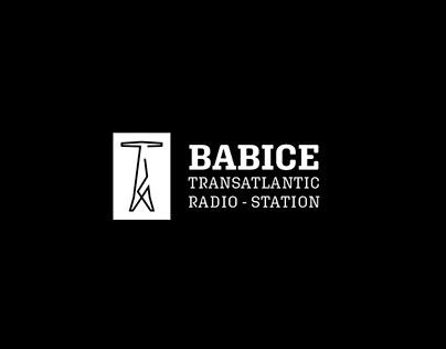 Logo project / BABICE Transatlantic Radio-Station