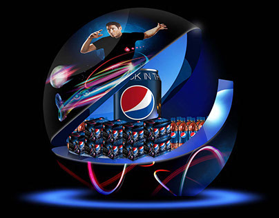 Pepsi Kick In The Mix 2012