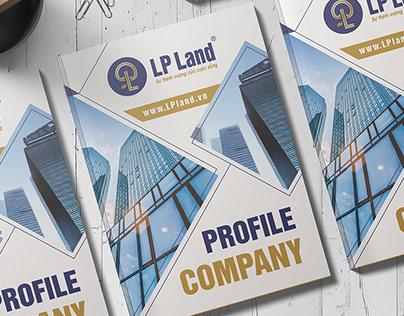 Real estate company profile LP Land