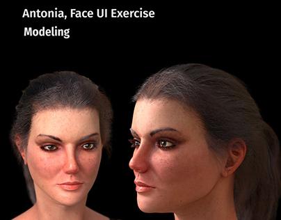 Antonia, Reduced Version
