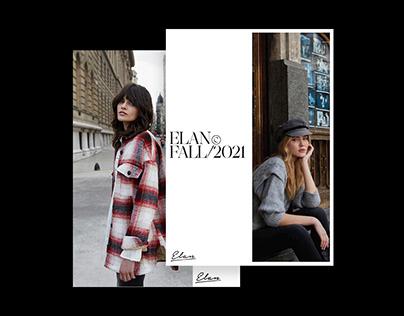ELAN | LOOKBOOK FALL 2021
