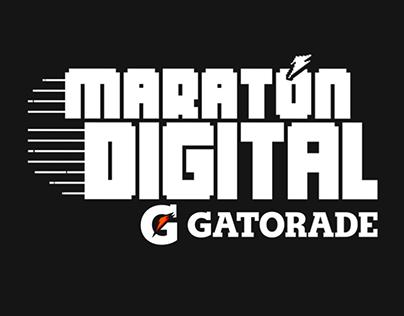 Gatorade | Maratón Digital