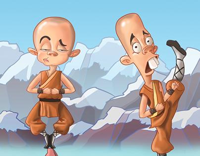 Shaolin Balance