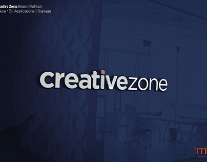 Brand Evolution TransformAward Winner | Creative Zone