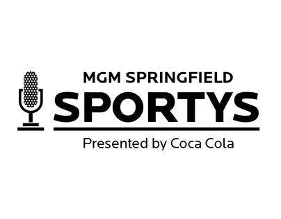 MGM Springfield Sportys Award Show Logo