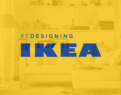 Redesigning the Website of IKEA