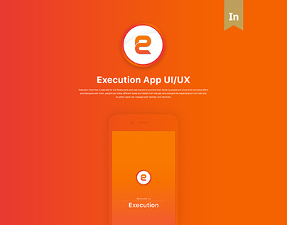 Execution Food App Concept