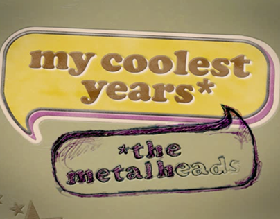 VH! My Coolest Years