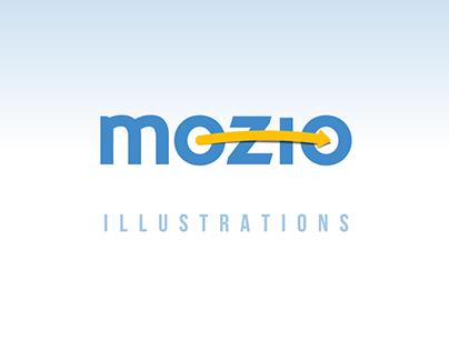 Mozio Design and Illustrations