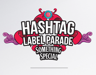 Something Special - Hashtag Label Parade