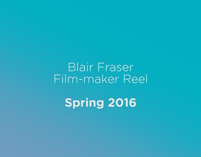 Film Reels 2016