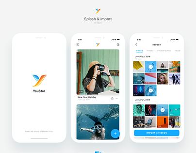 Music Video Editor for YouStar App