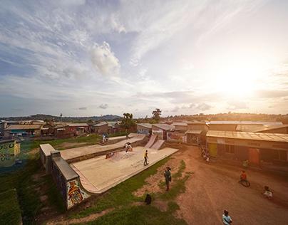 Kitintale Skatepark Kampala