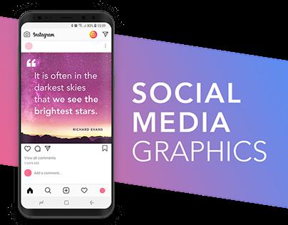 Social Media   Various Graphics