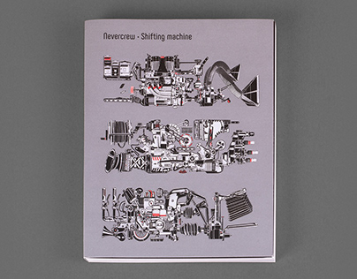 Shifting machine - Documentation book