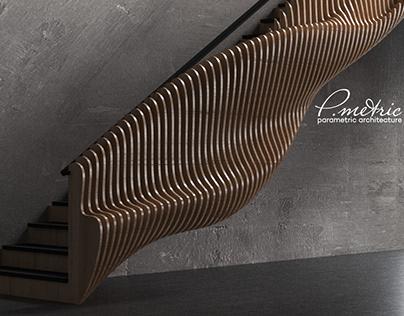 parametric stairs