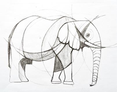 Gestalt Elephant