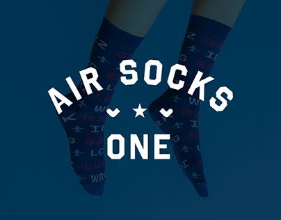AIR SOCKS ONE IDENTITY