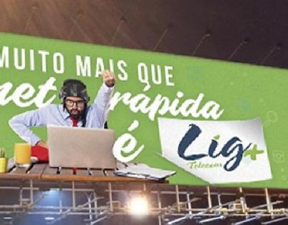 Outdoor Lig+ Telecom
