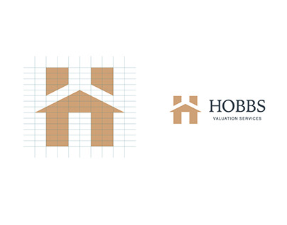 Hobbs Valuation Services Logo Design