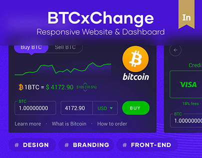 BTCxChange — №1 Bitcoin Exchange in Europe.
