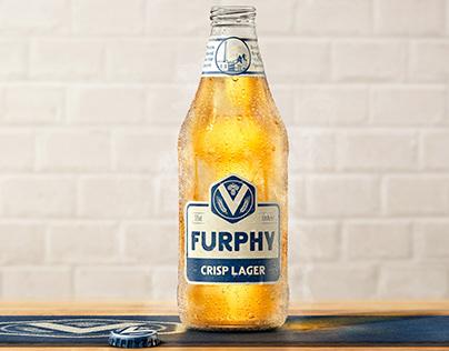 Furphy Lager CGI