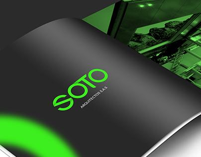 Soto Arquitectos | Brand