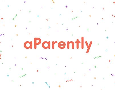 aParently: Brand + Platform