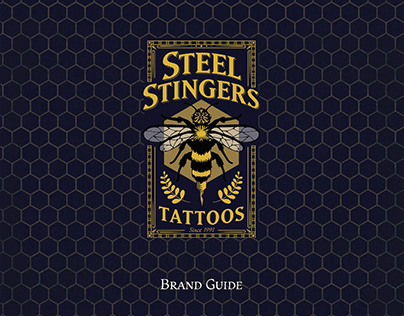 Steel Stingers Brand Guide