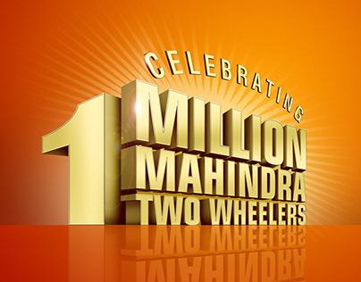 Mahindra two wheeler Cashback Offer