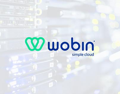 Wobin Logo Design