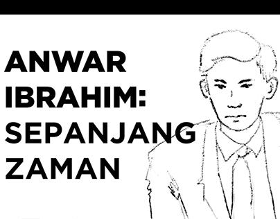 Anwar Ibrahim Animation