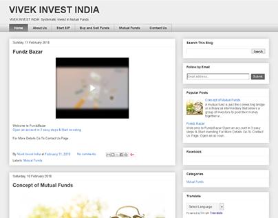 Vivek Invest India