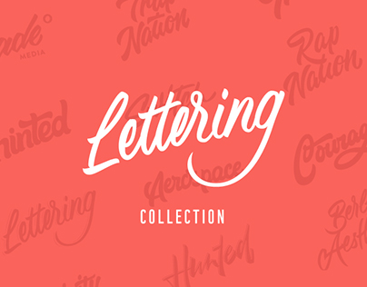 Hand-Lettered Logotypes. Vol. 1