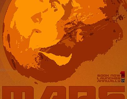 Mars Needs You
