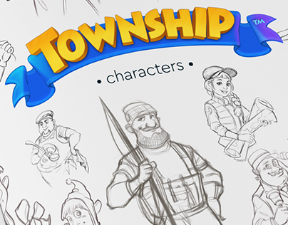 Township Characters Overview