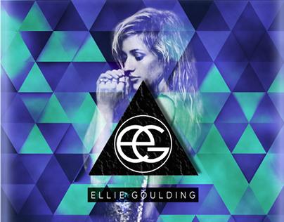 Ellie Goulding CD Concept