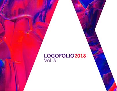 LOGOFOLIO // VOL. 3 | 2018