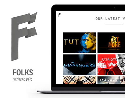 Folks VFX - Website