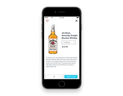 Shoppr: shop local beverage stores (prototype)