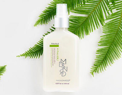 Madison Reed Packaging Design